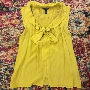 Banana republic silk XS blouse